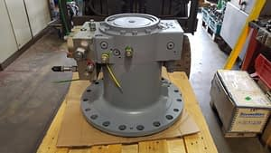Linde Swing Motor