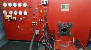 Custom Built Hydraulic Rig