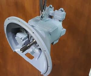 Uchida Rexroth A8V55ESBR Hydraulic Pump