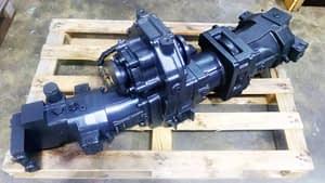 Komatsu PW150 Two Hydraulic Motors